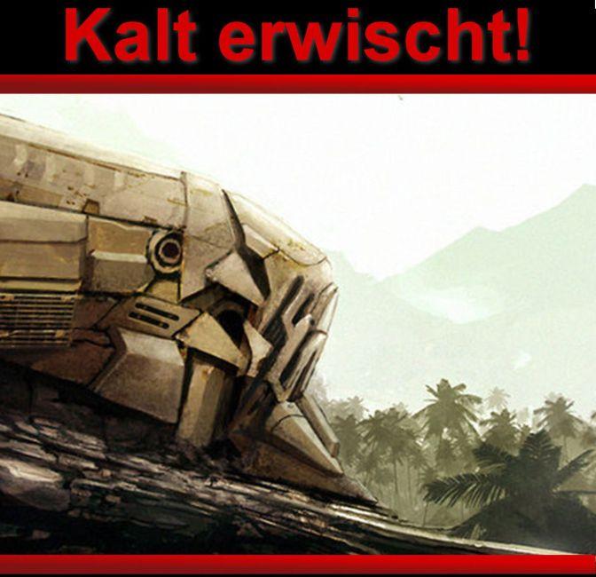 WIP » Kalt erwischt! – Traveller – Solo