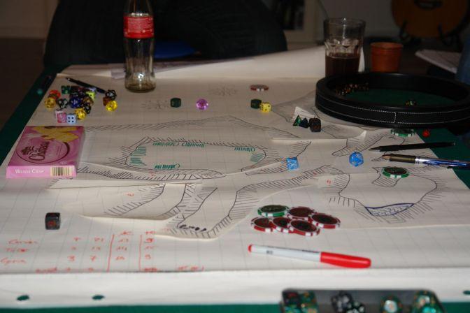 Aufbruch nach Quodeth: Primeval Thule auf D&D 5