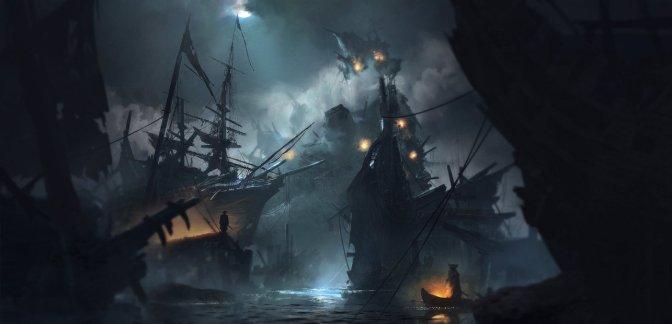 Durchgelesen: Fragged Seas – Teil 3