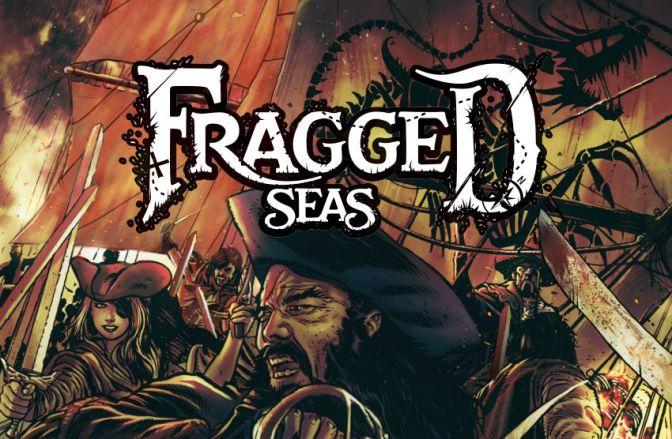 Durchgelesen: Fragged Seas – Teil 1
